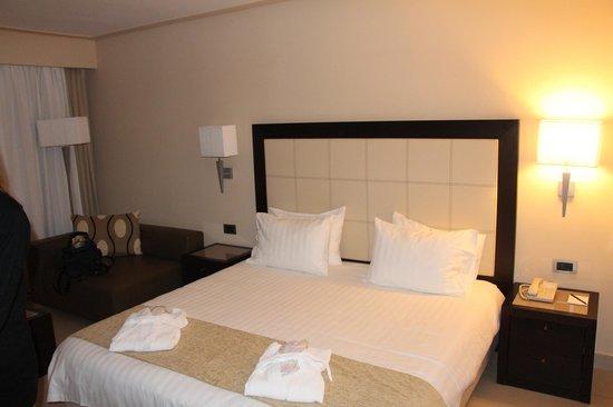 SENSIMAR Grand Mediterraneo Resort & Spa by Atlantica: Room 212 (just like the brochure)