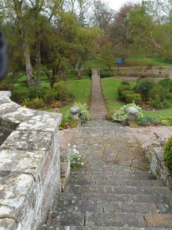 Rufflets Hotel: gardens