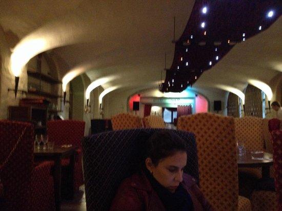 Maikrahv: Restaurant