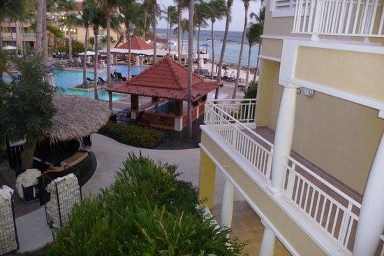 Curacao Marriott Beach Resort & Emerald Casino: Foto das dependências do Hotel