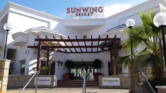 Sunwing Fañabe Beach: hotel