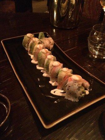 Buddha Bar: Lemon Crab Roll