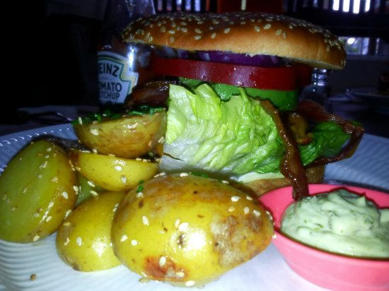 The KH Clausen Burger