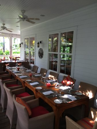 Tranquility Bay Beach House Resort : Mothers Day Dinner at Hotel !