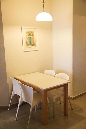 Lev Yerushalayim: Dining Area