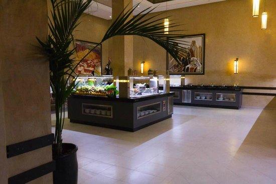 SENTIDO Kenzi Menara Palace: Magnifique hôtel!