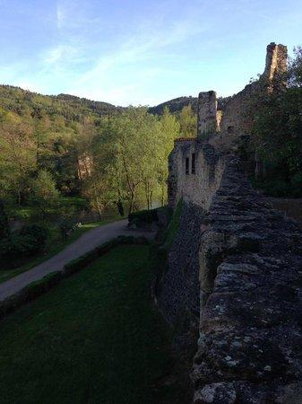 Champagnac-le-Vieux, Francia: Local village