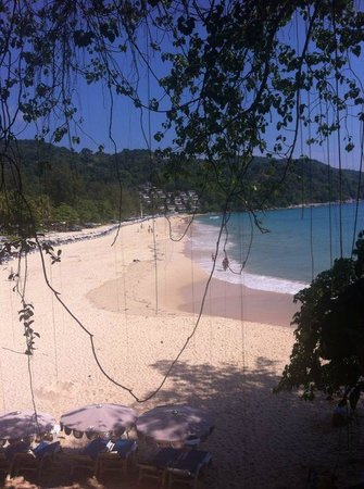 Katathani Phuket Beach Resort : The beautiful beach
