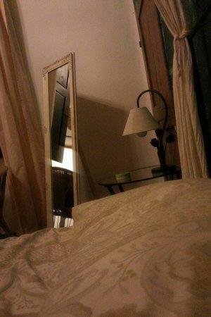 B&B Il Magnifico Soggiorno: Particolare camera