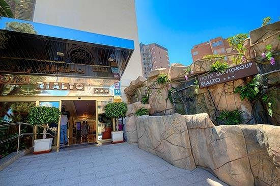 Servigroup Rialto - UPDATED 2017 Hotel Reviews & Price ...