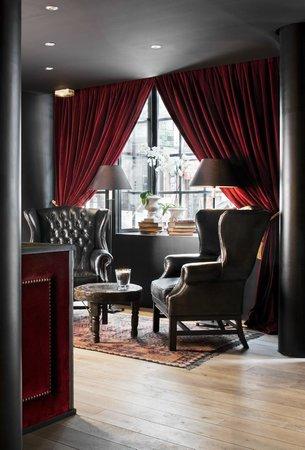 Hotel Pulitzer : lobby