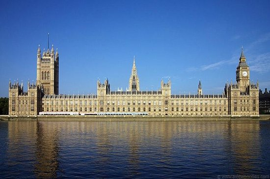 Houses of Parliament/Westminster-Palast