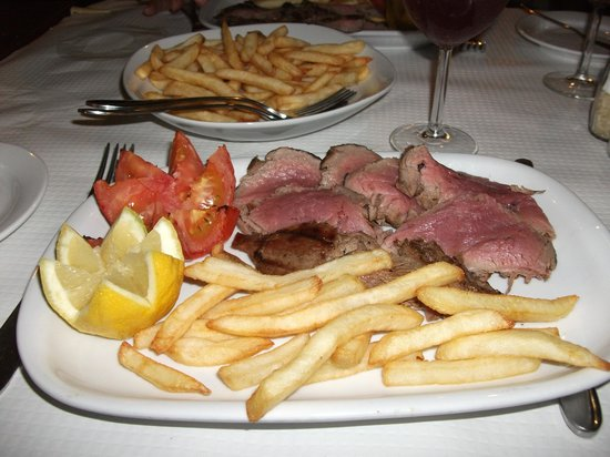Donaldo's: Chataubrian to die for......