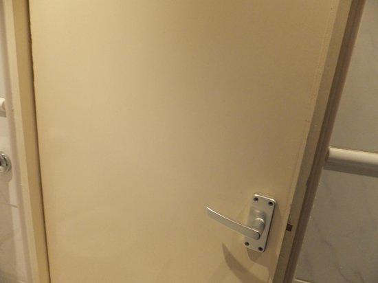 Central Park Hotel: DOOR