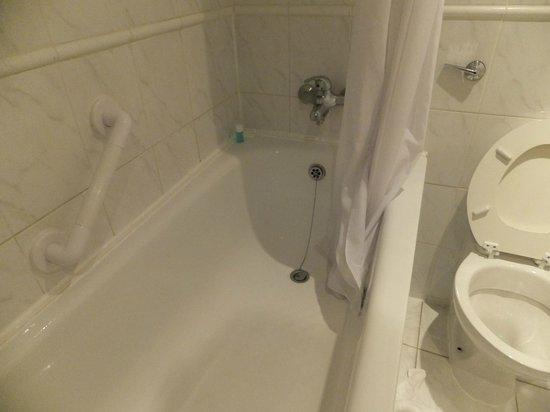 Central Park Hotel: Bath Tub