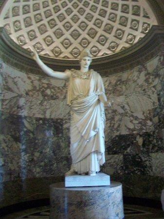 Louvre Museum: colecciones