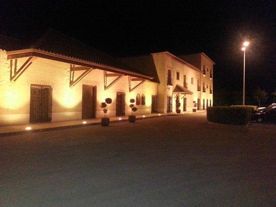 Hotel de Bodegas Hacienda Albae