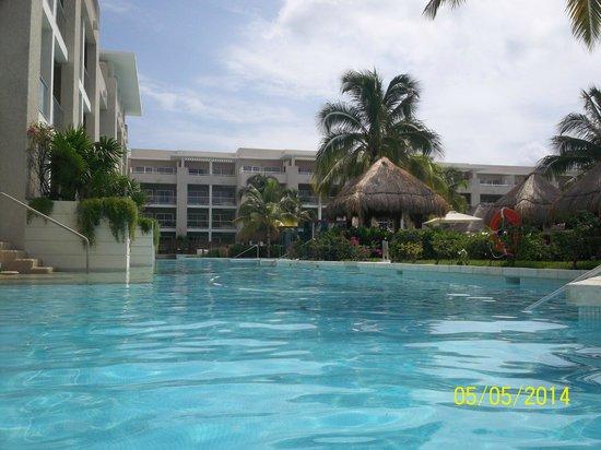 Paradisus Playa del Carmen La Perla: Hotel view