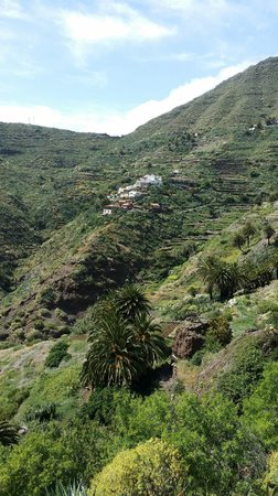 Masca Valley : Masca Village