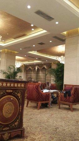 Salvo Hotel Shanghai: Hotel Lobby 4/21
