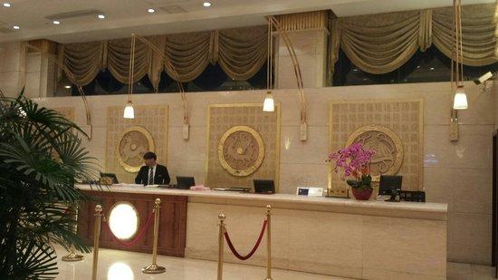 Salvo Hotel Shanghai: Salvo Hotel Reception Area
