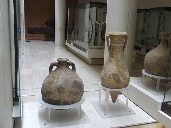 Museo Nacional de Escocia: Early pots