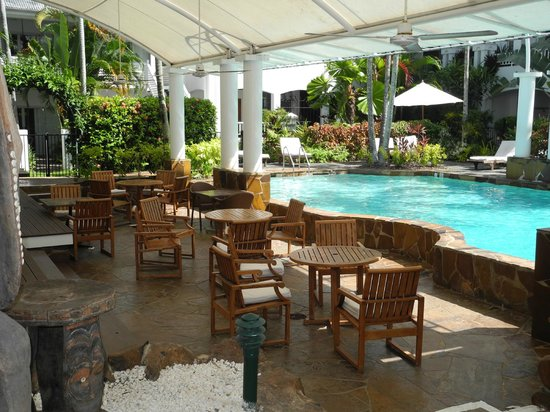 The Reef House Palm Cove - MGallery Collection : One of the pool areas
