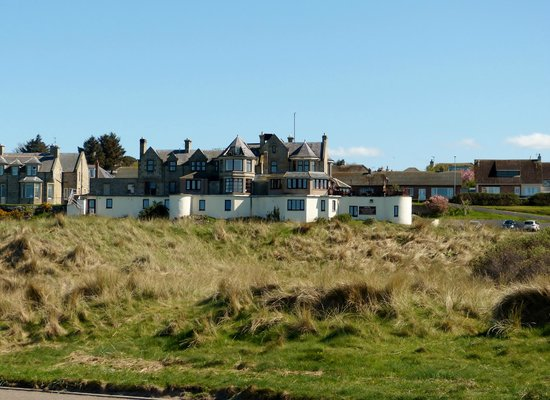 Skerry Brae Hotel From The Golf Course