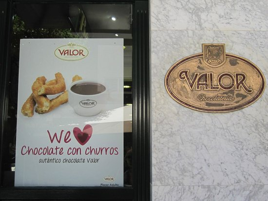Photo of Cafe Chocolateria Valor at Calle Concepcion 7, Torrevieja 03181, Spain