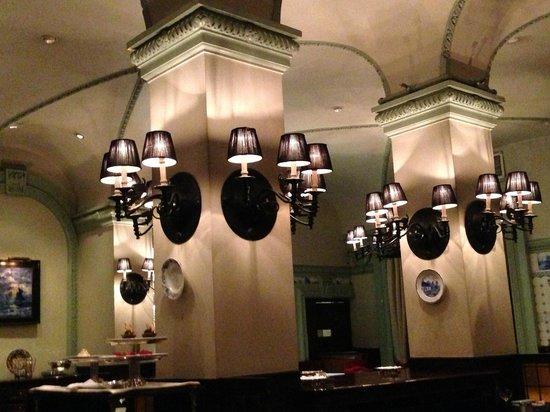 Plaza Hotel Buenos Aires: restaurant