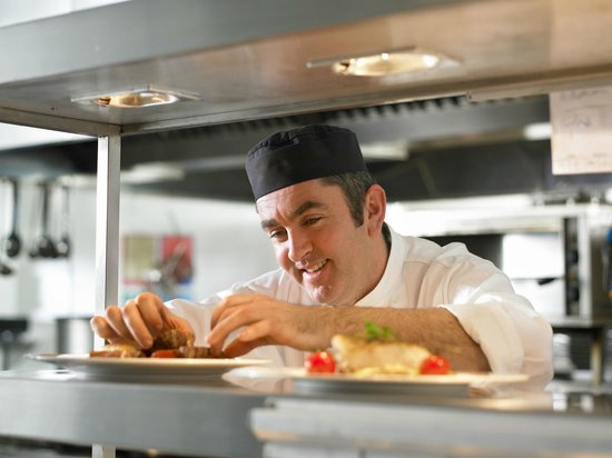Ice House Restaurant: Head Chef Anthony Holland