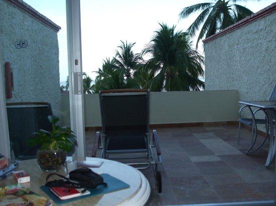 Sheraton Buganvilias Resort & Convention Center: La terrasse