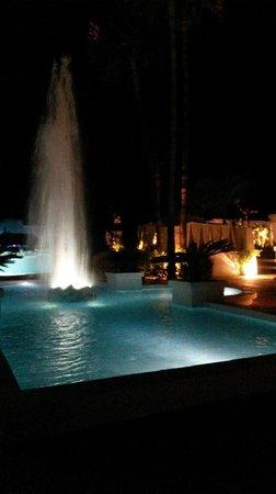 Hotel Suite Albayzin del Mar: unas fuentes preciosas