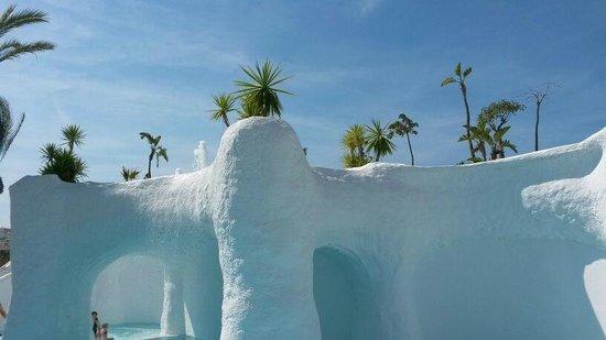 Hotel Suite Albayzin del Mar: piscinas tematicas.