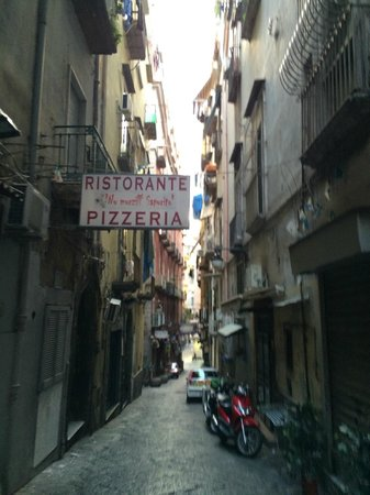 Case Cosi: rue