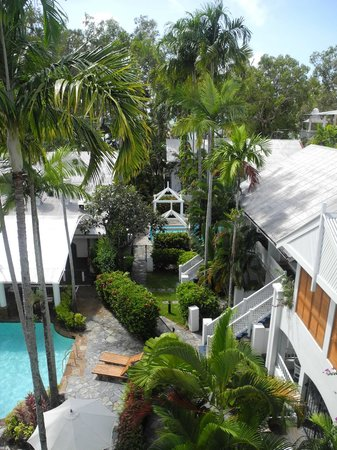 The Reef House Palm Cove - MGallery Collection : View from our room