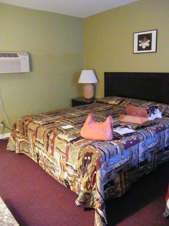 Coral Sands Motel : Chambre RDC