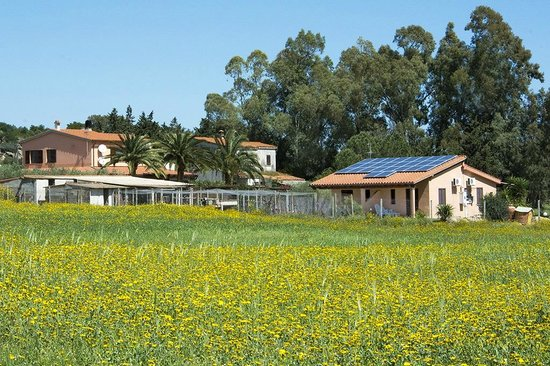 Agriturismo Monte Gruttas: Monte Gruttas Antonella & Claude