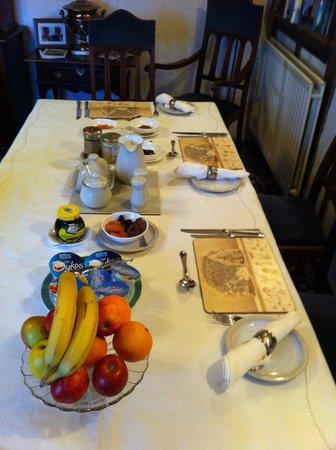 Drewin Farm : Breakfast