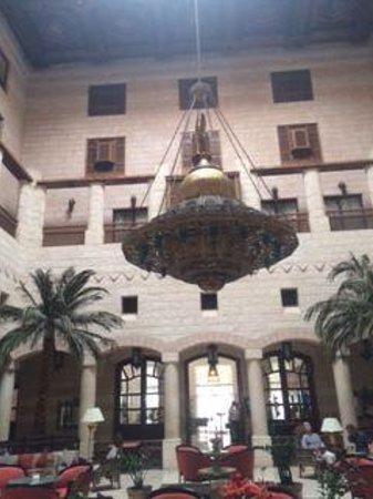 Movenpick Resort Petra : atrium