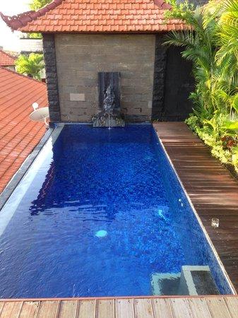 Jimbaran Cliffs Private Hotel & Spa: The Private Pool