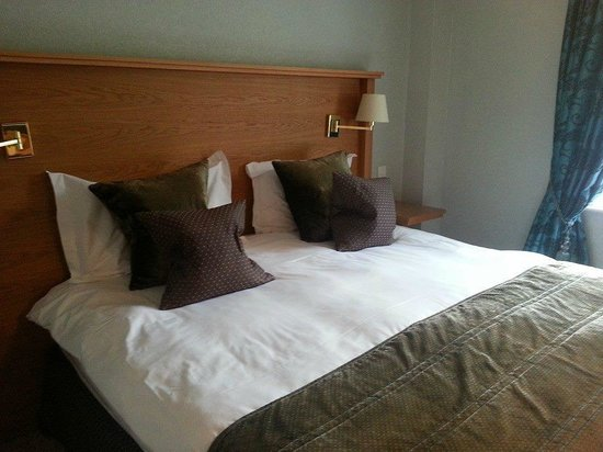 The Wordsworth Hotel: Our bedroom 21
