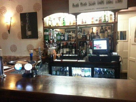 The Wordsworth Hotel: The bar