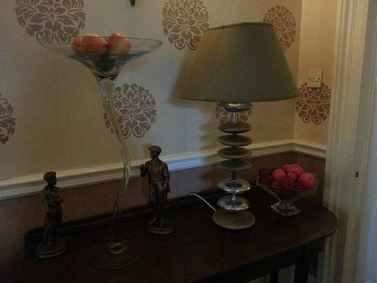 The Wordsworth Hotel: In the bar lounge