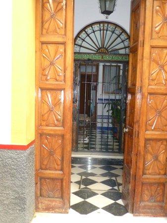 Boutique Hotel Casa del Poeta : Рядом с отелем