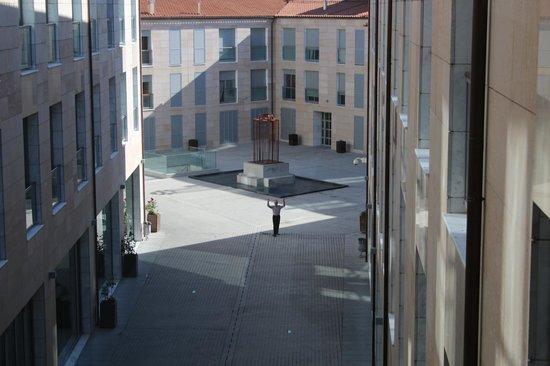 Gran Hotel Don Manuel: Vista de la plaza