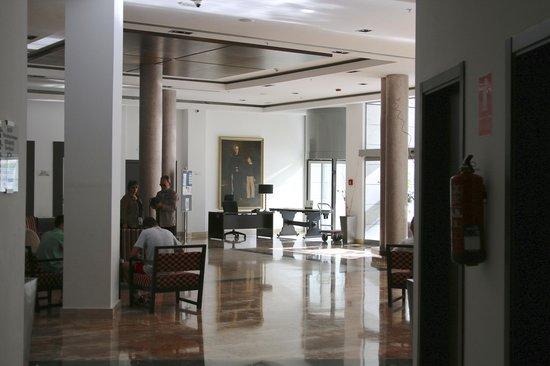 Gran Hotel Don Manuel: Hall