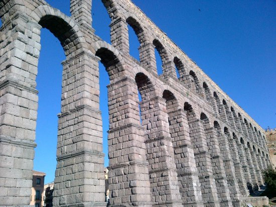 Acueducto Hotel: acquedotto romano