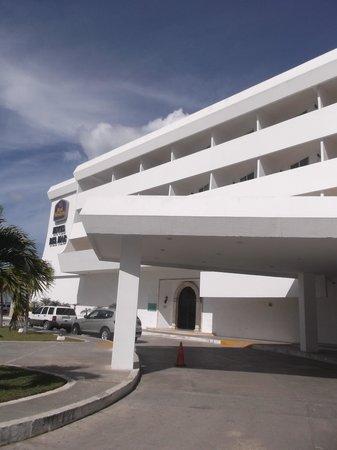 Gamma Campeche Malecón: Photo du 5 février 2014.