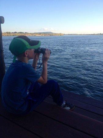Kanyemba Lodge: Sunset cruise